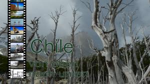 Chile von oben nach unten